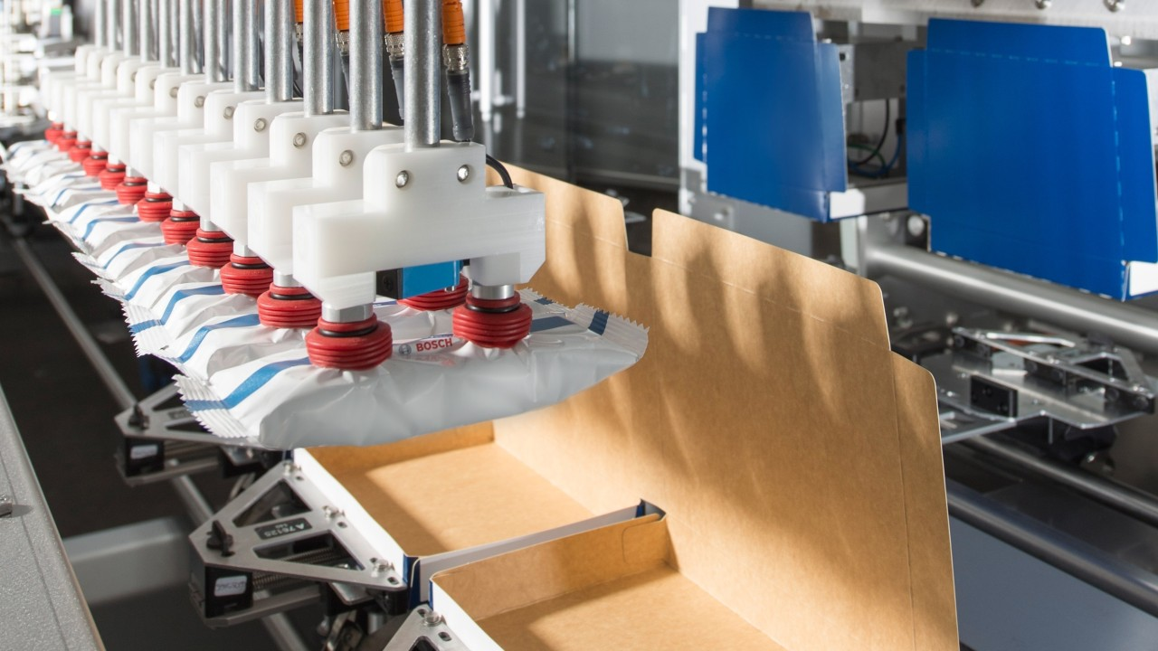 Packaging Industry Filled with R&D Tax Credits