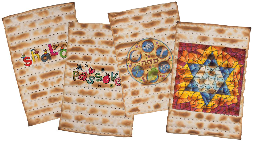 """Don't """"Passover"""" R&D Tax Credits  for Matzoh 3D Printing"""
