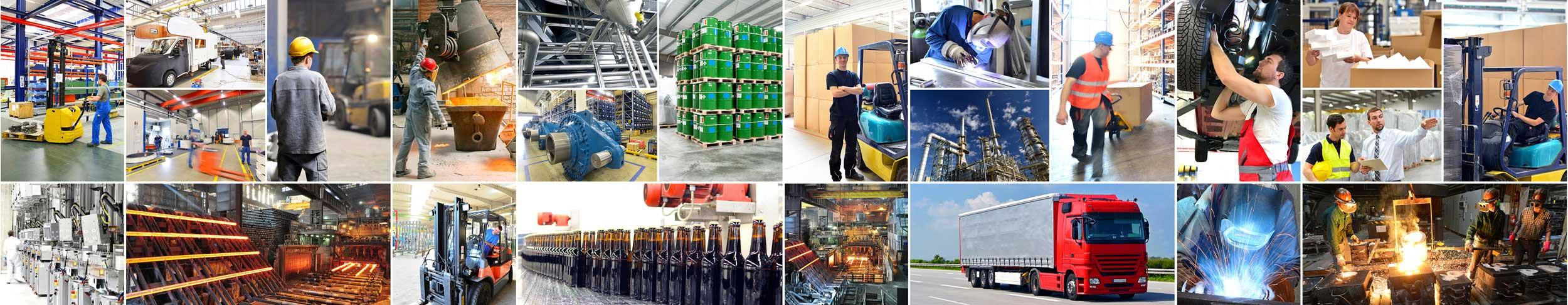 Industries We Serve